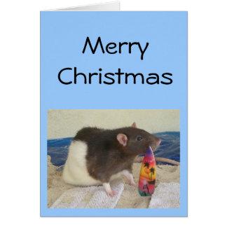 Cartão Natal de JJ