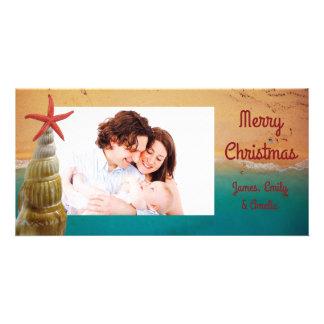 Cartão Natal do verão