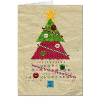 Cartão Natal esperto