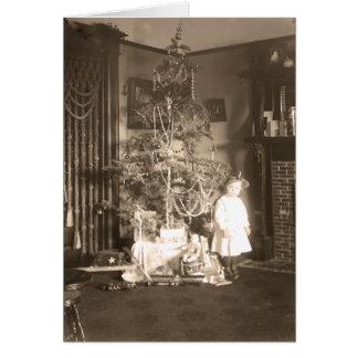 Cartão Natal, Sacramento, CA, c.1911