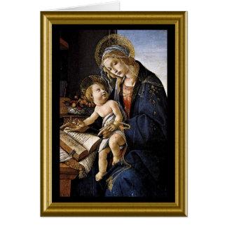 Cartão Natale de Buon - desejos italianos do Natal
