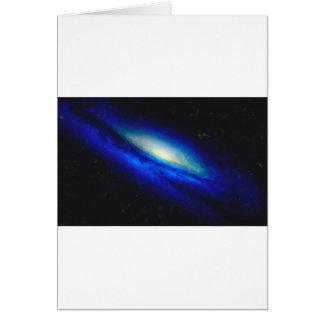 Cartão Nebulla abstrato com a nuvem cósmica galáctica 26