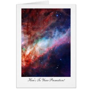 Cartão Nebulosa de Omega, 17 mais messier - Congrats na