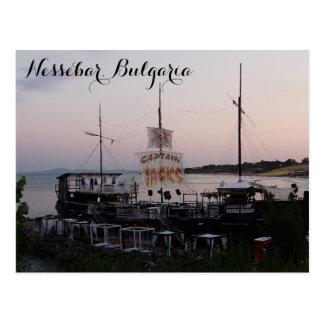 Cartão Nessebar, Bulgária