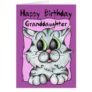 Cartão Neta do feliz aniversario