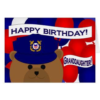 Cartão Neta - guarda da costa do feliz aniversario!