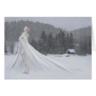 Cartão Neve