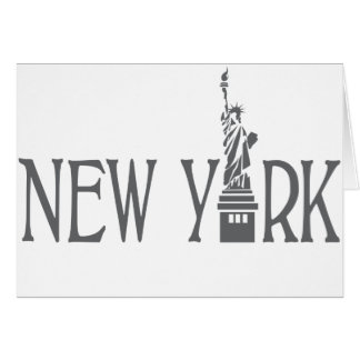 Cartão New York
