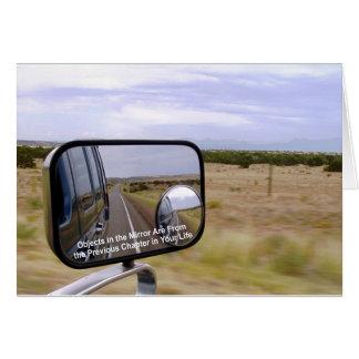 Cartão newartsweb - objetos no espelho .....