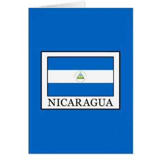 Cartão Nicarágua