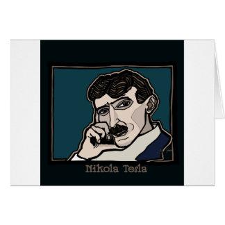 Cartão NikolaTesla