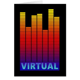 Cartão Níveis virtuais