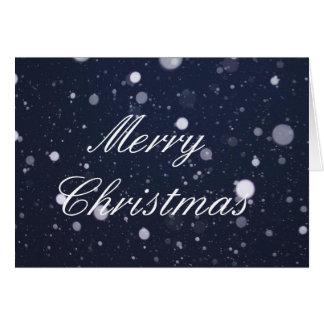 Cartão Noite de Natal