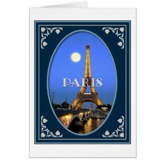 Cartão Noite de Paris