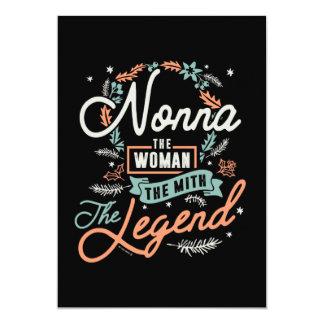 Cartão Nonna a legenda