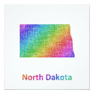 Cartão North Dakota