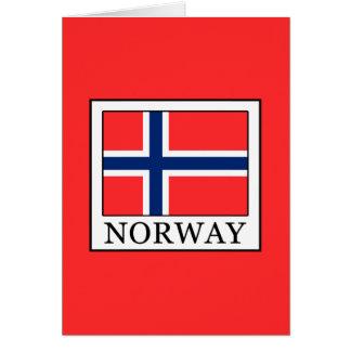 Cartão Noruega