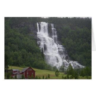 Cartão Noruega 2008