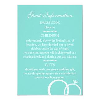 Cartão Nós fazemos! Informação do convidado