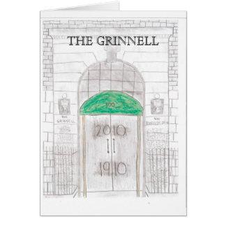 Cartão Notecards do Centennial de GRINNELL