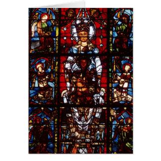 Cartão Notre-Dame de la Belle Verriere