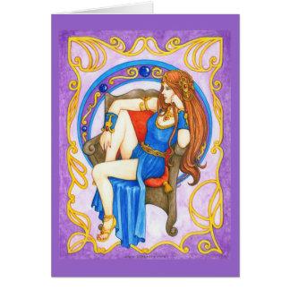 Cartão Nouveau