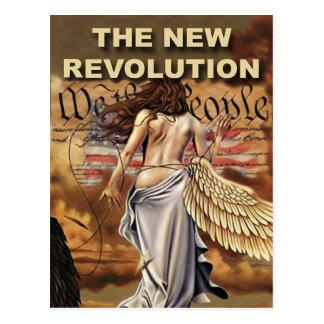 Cartão novos da Revolução Americana