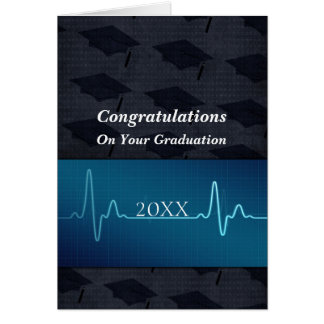 Cartão Nutrindo ou médico ou doutor Graduação