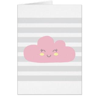 Cartão nuvem