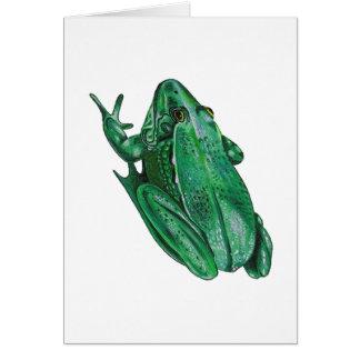 Cartão O Adenture de Kermit