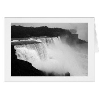 Cartão O americano cai @ Niagara