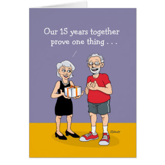 Cartão ò Aniversário do casamento