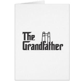Cartão O avô