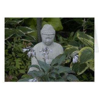 Cartão O Buddha