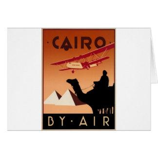 Cartão O Cairo (St.K)