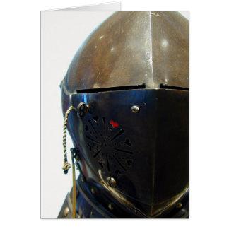 Cartão O cavaleiro dos namorados