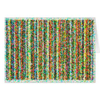 Cartão o contemporâneo abstrato não colore nenhum 33