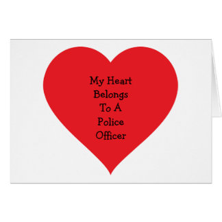 Cartão O coração pertence a bobina 2 (customizável)