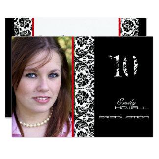 Cartão O damasco de PixDezines Desiree, graduação de DIY