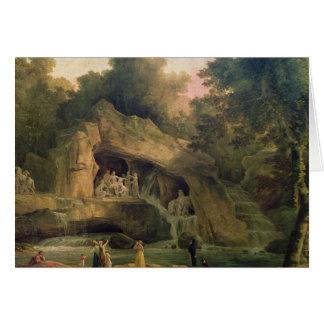 Cartão O d'Apollo do DES Bains de Bosquet