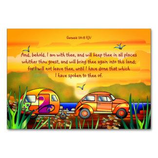 Cartão O deus é compassivo e não o deixará