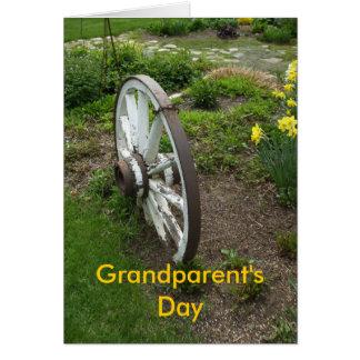 Cartão O Dia-Setembro da avó da roda+8o