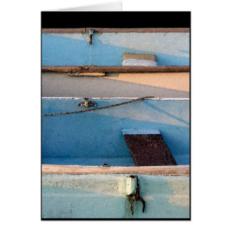 Cartão O fechamento do remo