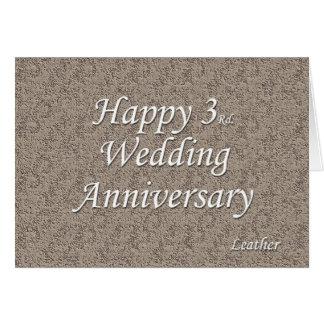 Cartão Ó feliz. Aniversário de casamento