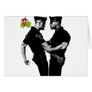 Cartão ò Gay do Natal