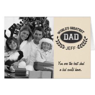 Cartão O grande pai dos mundos