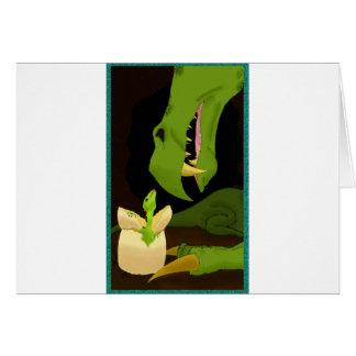 Cartão O Hatchling