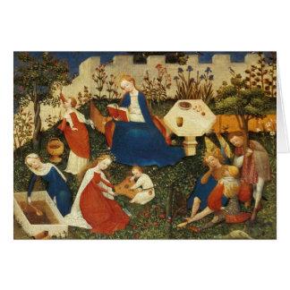 Cartão O Jardim do Éden
