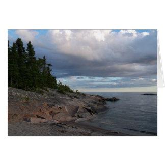Cartão O Lago Superior