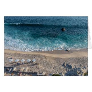Cartão O mar de Cortez